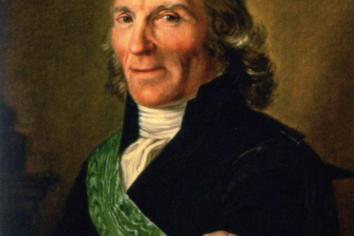 Carl Peter Thunberg in un ritratto dell'epoca.