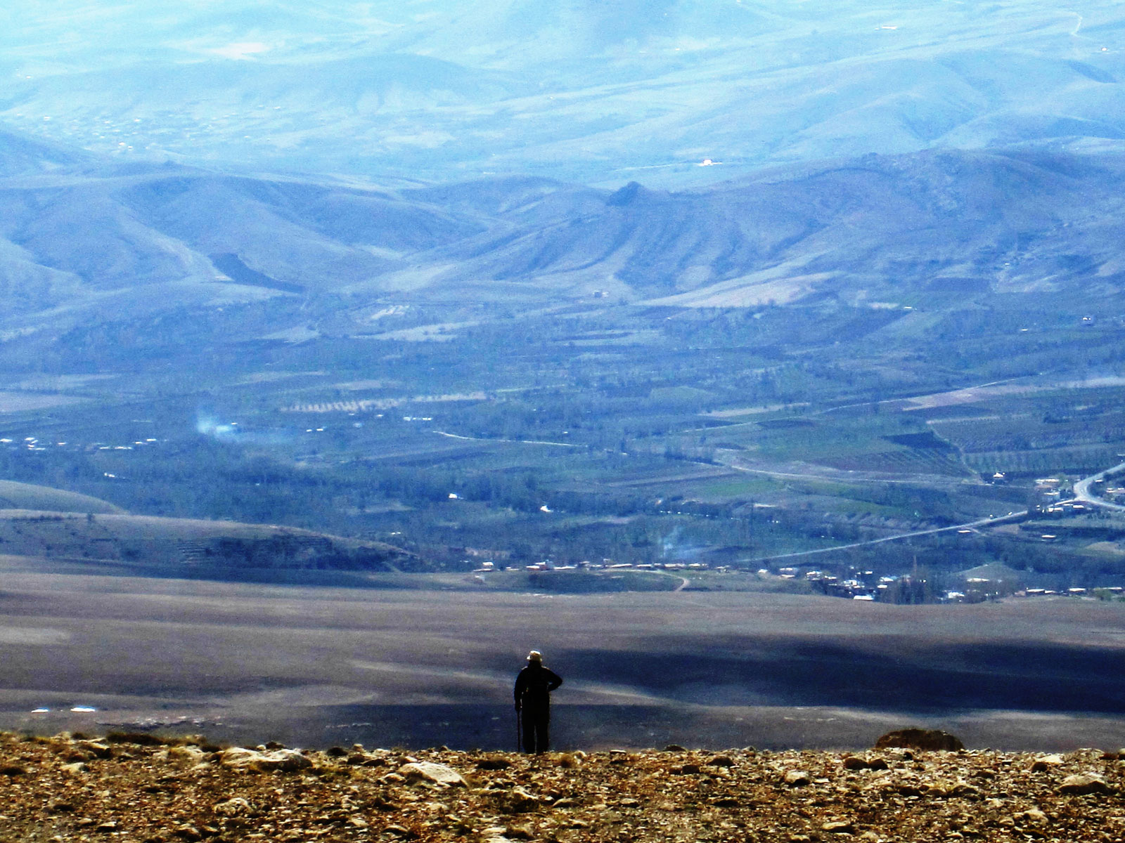 The overwhelming view from the Taurus Mountains (Turkey)